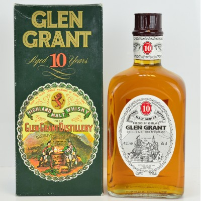 Glen Grant 10 Year Old 75cl