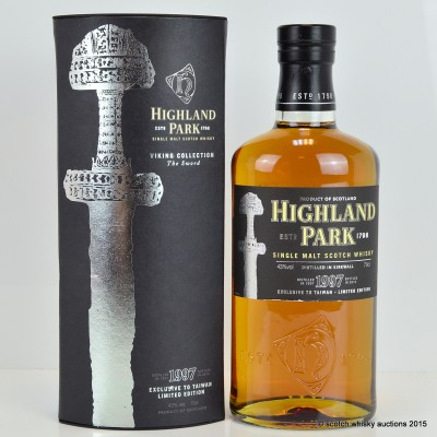 Highland Park The Sword