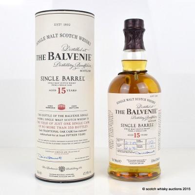 Balvenie Single Barrel 15 Year Old