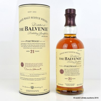 Balvenie Port Wood 21 Year Old