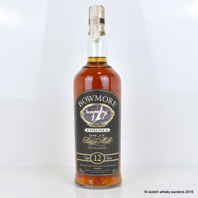 Bowmore Enigma 12 Year Old 1L