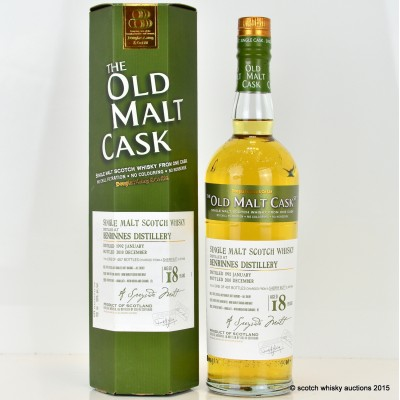 Benrinnes 1992 18 Year Old OMC