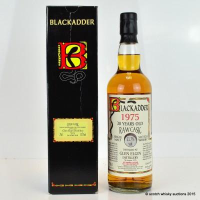 Glen Elgin 1975 30 Year Old Blackadder Raw Cask