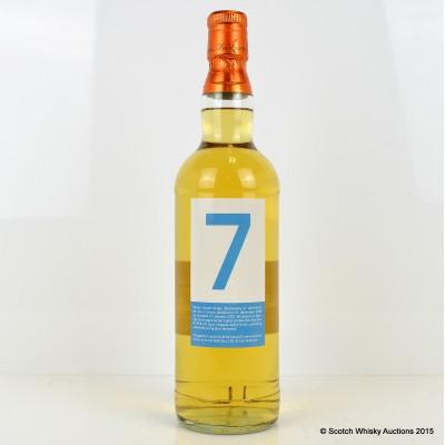 Arran 7 Peated 4 Year Old For Juul's Vin & Spiritus