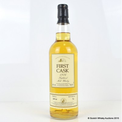 North Port Brechin 1976 24 Year Old First Cask