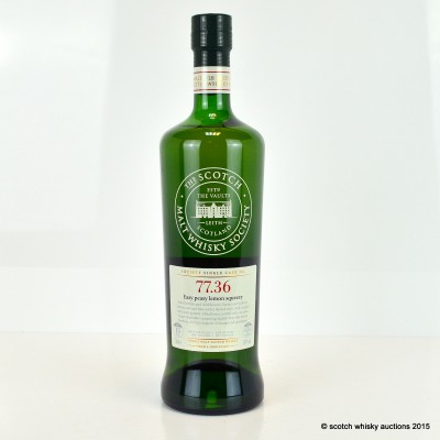 SMWS 77.36 Glen Ord 2001 13 Year Old