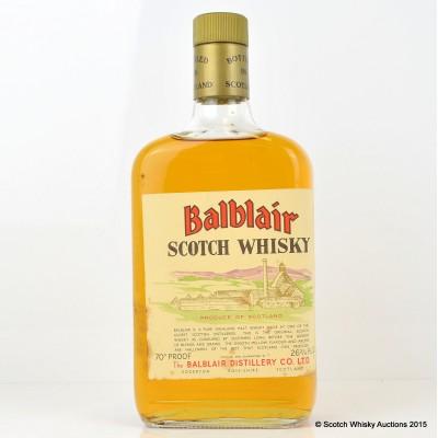 Balblair 1967 22 Year Old 26 2/3 Fl Oz Family Bottling