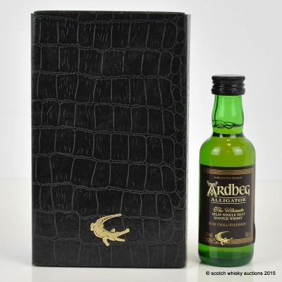 Ardbeg Alligator Mini 5cl