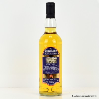 Highland Park 1998 11 Year Old Whisky Castle