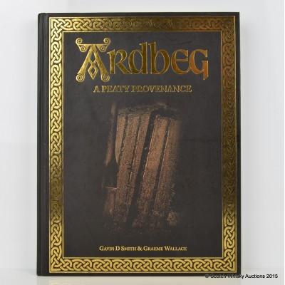 Ardbeg - A Peaty Provenance Book