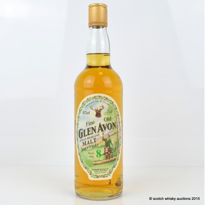 Glen Avon 8 Year Old