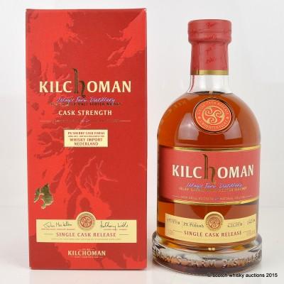 Kilchoman PX Sherry Cask Finish For Whisky Import Nederland