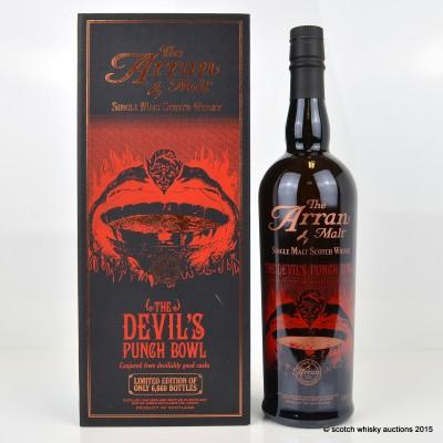 Arran Devil's Punch Bowl 1st Release 75cl