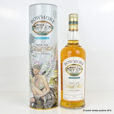 Bowmore Legend Of The Laird And The Angel