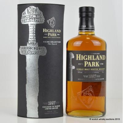 Highland Park The Sword