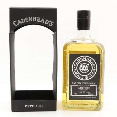 Aberfeldy 1997 19 Year Old Cadenhead's