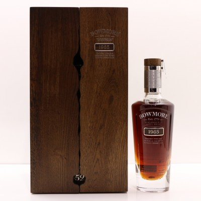 Bowmore 1965 52 Year Old