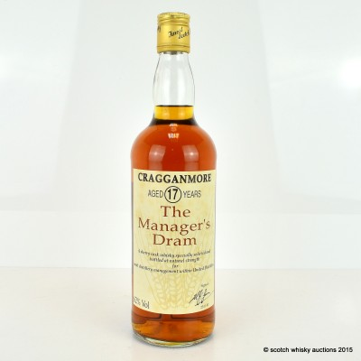 Scotch Whisky Auctions The 49th Auction Manager 39 S Dram