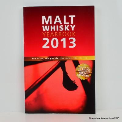 Malt Whisky Yearbook 2013
