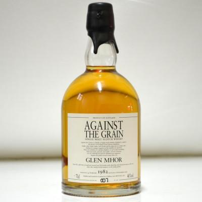 Against The Grain Glen Mhor