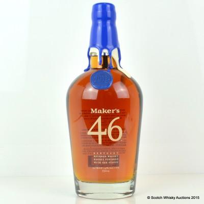 Maker's Mark 46 75cl