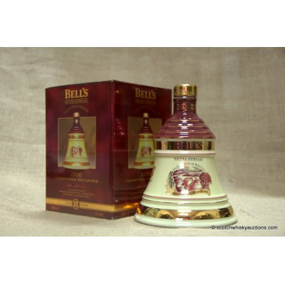 Bell's Decanter - Christmas 1996