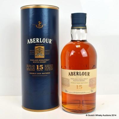 Aberlour 15 Year Old 1L