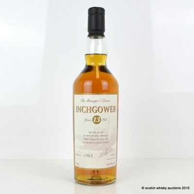 Manager's Dram Inchgower 13 Year Old