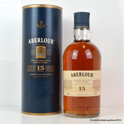 Aberlour 15 Year Old
