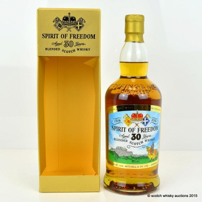 Cadenhead's Spirit Of Freedom 30 Year Old
