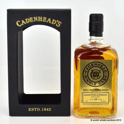 Cadenhead's Glenlossie-Glenlivet 1966 48 Year Old