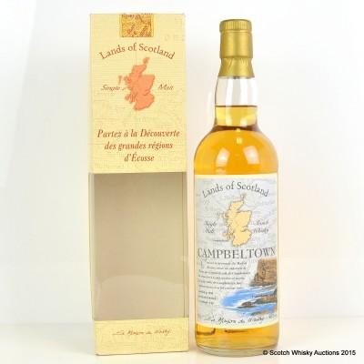 Campbeltown Single Malt Lands of Scotland La Maison du Whisky