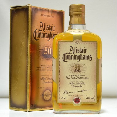 Alistair Cunningham 50 Years