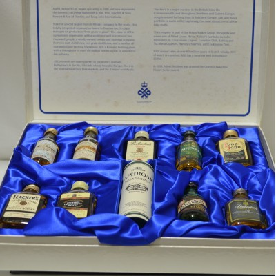 Allied Distillers Mini's Collection