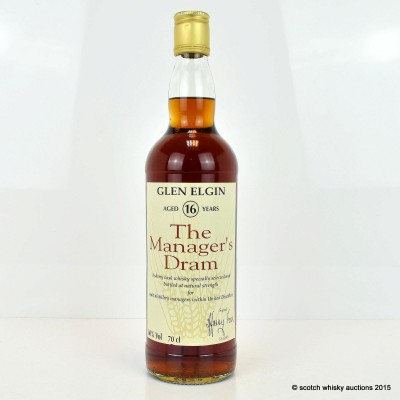 Scotch Whisky Auctions The 51st Auction Manager 39 S Dram