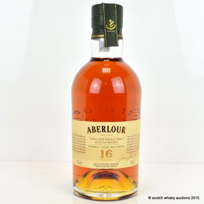 Aberlour 16 Year Old