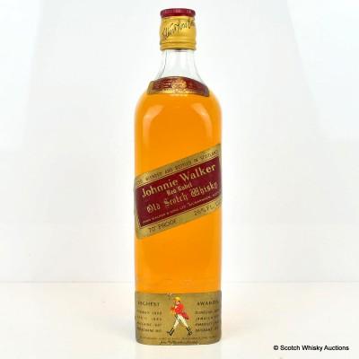 Johnnie Walker Red Label 26 2/3 Fl Oz