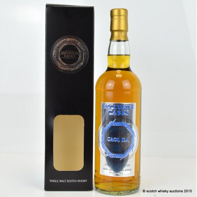 Caol Ila 1980 28 Year Old Creative Whisky Co