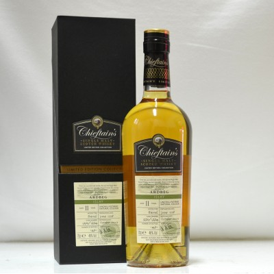 Ardbeg 11 Year Old  Chieftain's