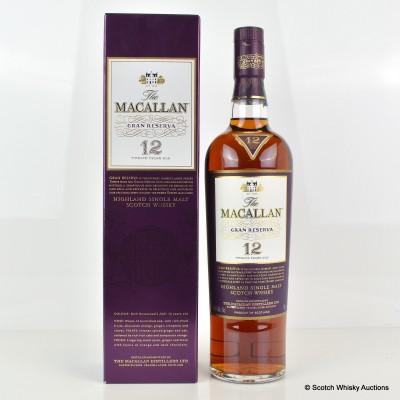 Macallan Gran Reserva 12 Year Old