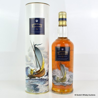 Bowmore Mariner 15 Year Old 75cl
