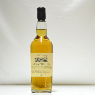 Flora & Fauna Strathmill 12 Year Old
