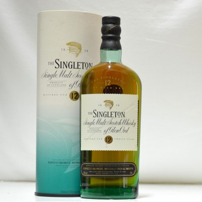 Glen Ord 12 Year Old The Singleton