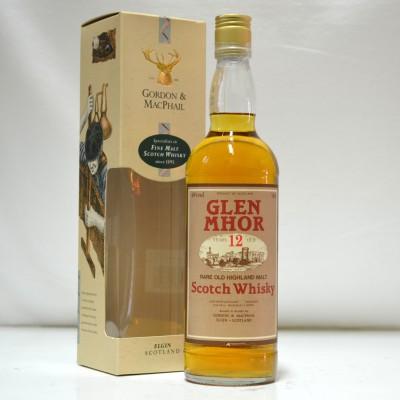 Glen Mhor 12