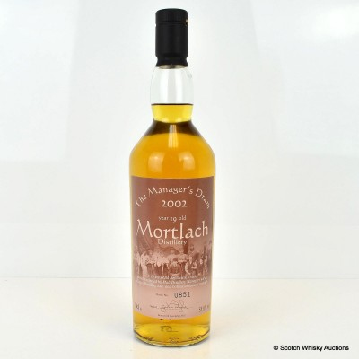 Scotch Whisky Auctions The 52nd Auction Manager 39 S Dram