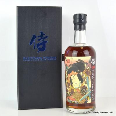 Karuizawa 30 Year Old Samurai Cask #7857