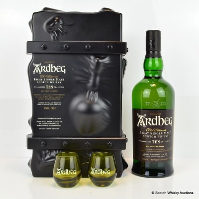 Ardbeg 10 Year Old Escape Pack