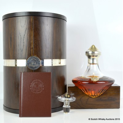 Macallan 1969 42 Year Old Duncan Taylor The Rarest Collection