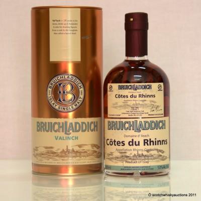 Bruichladdich Valinch Cotes de Rhinns