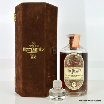 MacPhail's 1937 50 Year Old G&M